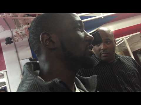 Terrence Crawford interview