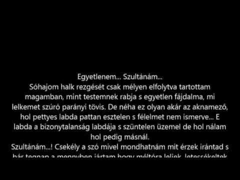szulejmán szerelmes idézetek Szulejmán féle szerelmi vallomás   Ray a Raj   Ez vagy te
