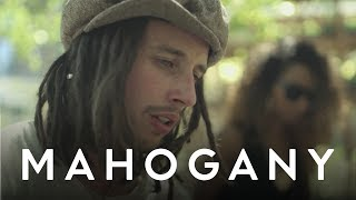 JP Cooper - Colour Me In Gold // Mahogany Session