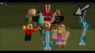 Roblox!:-) A fun little video!