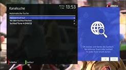 OpenATV - Sendersuchlauf