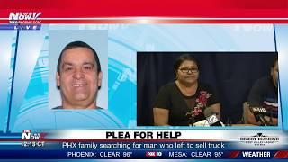 PLEA FOR HELP: Phoenix family asking for help finding Gustavo Martinez-Gonzalez