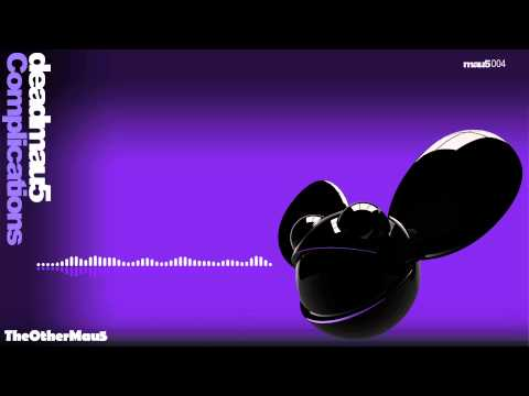 Deadmau5 - Complications (1080p) || HD