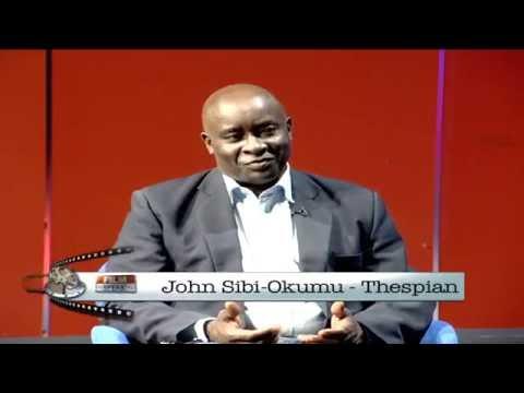 Film Speak interview with John Sibi-okumu