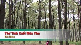 [Karaoke] Thơ Tình Cuối Mùa Thu - Tân Nhàn (Beat HD)