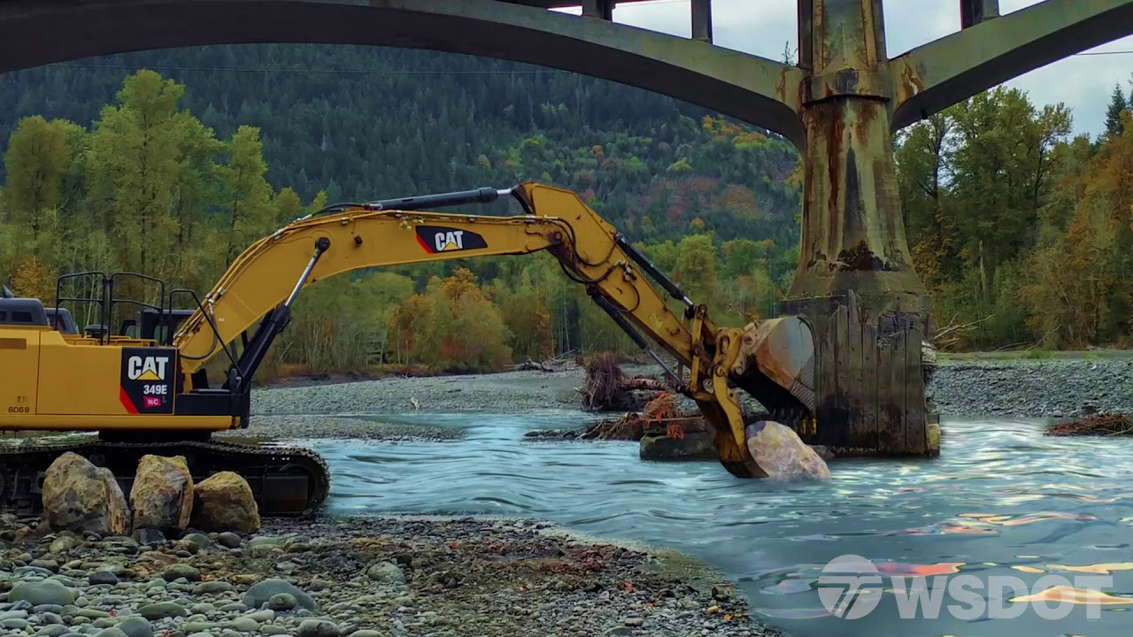WSDOT's bridge replacement project | Traffic Technology Today