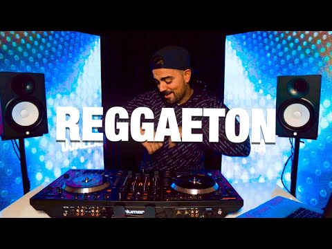 4K DJ Set | Best Of Reggaeton  |  Mix 2020 | #1
