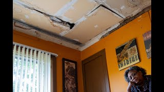 Couple with leaking roof gets urgent repairs thumbnail