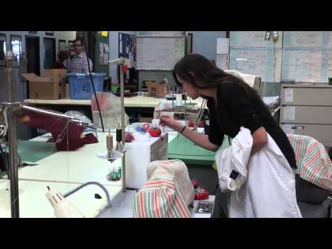 Working in Theatre: Costume Shop Assistant