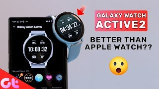 Samsung Galaxy Watch Active2 Review | Worth the Money? | GT Hindi
