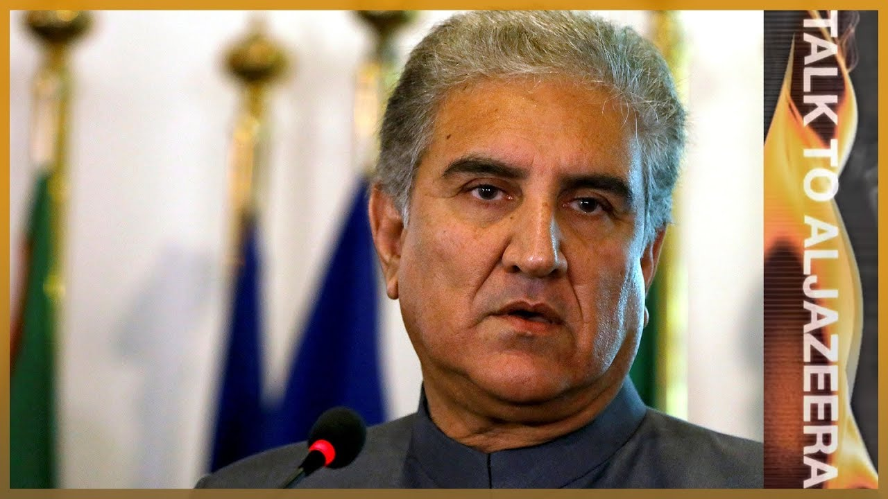 "Pakistan FM: ""War is no option. The only solution is dialogue"" 