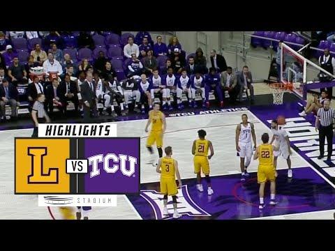Lipscomb vs. No. 18 TCU Basketball Highlights (2018-19)   Stadium