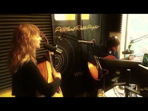 """Moody Little Sister's  """"Jesus Cowboy"""" live on the Portland Radio Project"""