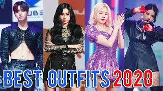 BEST KPOP STAGE OUTFITS OF 2020! - Already ICONIC?
