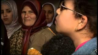 Aide aux enfants malvoyants au Maroc
