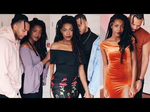 7 Valentine's Day Outfit Ideas With Zaaaddy | Fashion Nova x Destiny Taylor xo