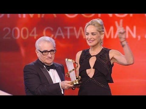 Sharon Stone honoured at Marrakech film festival - cinema