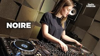 Noire - Live @ Radio Intense Barcelona 11.03.2020 // Tech-House Mix