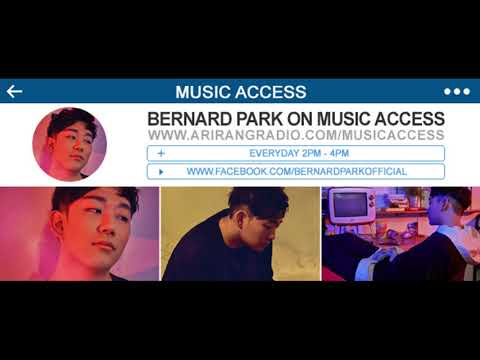 Audio 171120 Nakjoon and DAY6's Jae  Music Access