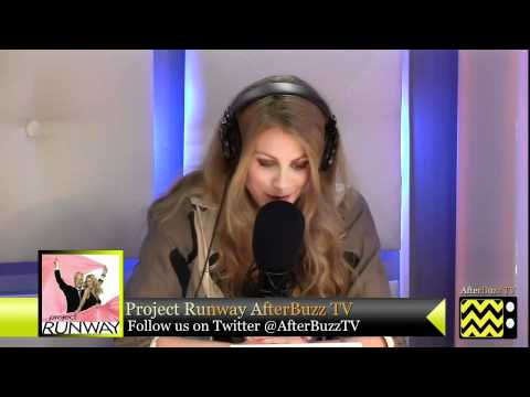"""Project Runway All-Stars After Show Episode 1 """"Return to the Runway"""" AfterBuzz TV"""