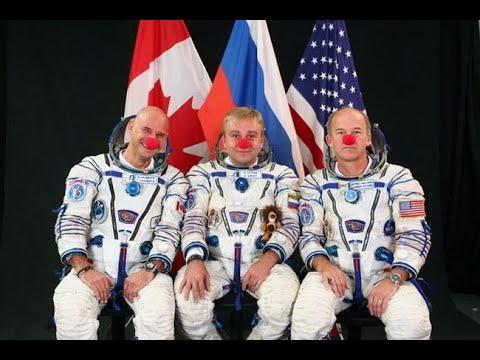Космонавты и астронавты противоречат друг другу! Светлый или тёмный космос?!?Утконавты/Ложный космос