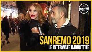 Le Interviste Imbruttite - SANREMO 2019