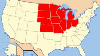 Midwestern United States | Wikipedia audio article