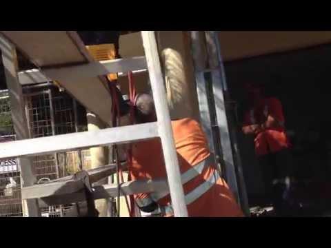 How To - Repair Broken Structural Concrete Column 12 Http://www.bjconstruct.com.au