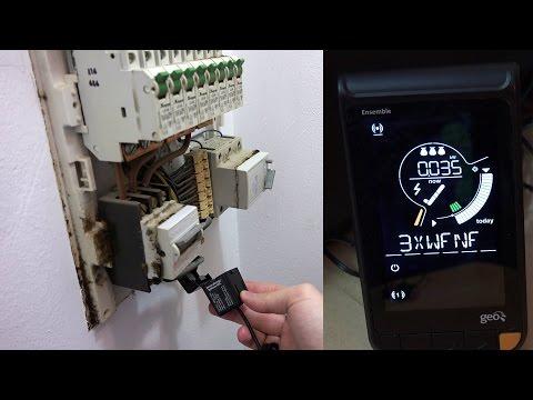 GEO Ensemble Energiekostenmonitor im Test