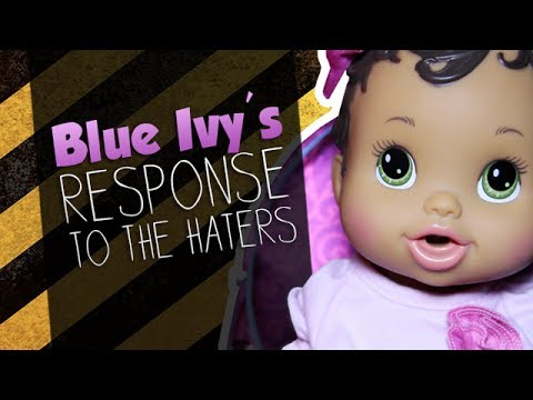 Blue Ivy's Response To The Haters