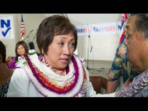 U.S. Rep. Colleen Hanabusa sues to postpone Hawaii primary