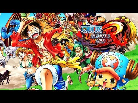 One Piece: Unlimited World Red ★ The Movie / All Cutscenes + Boss Fights