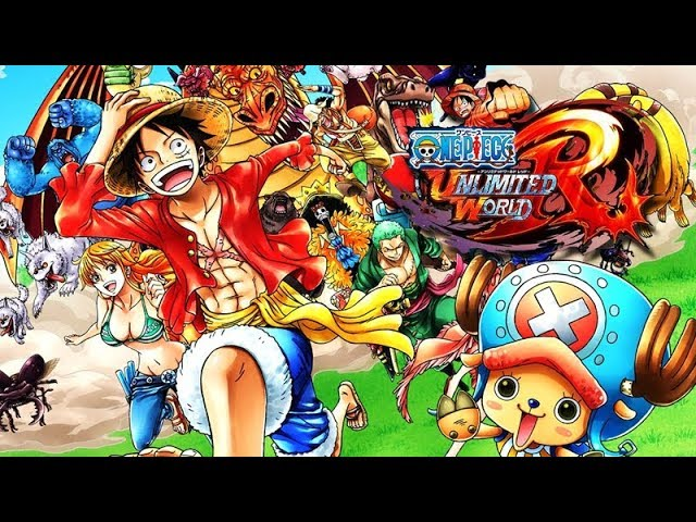 One Piece Unlimited World Red Full Movie All Cutscenes Japanese Dub English Sub Youtube