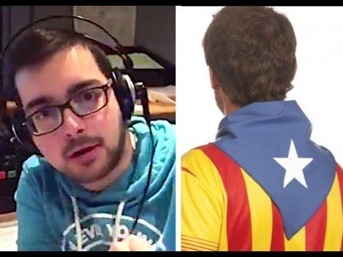 """Espeluznante: """"mis órganos solamente se los donaría a un catalán, y punto"""""""