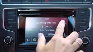 Тест драйв автомобиля Volkswagen Polo11