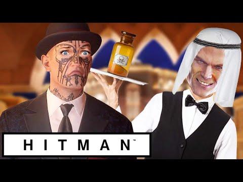 Show Us Your Tats - Hitman 2 Funny Moments