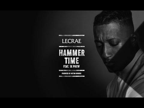 Lecrae ft. 1k Phew - Hammer Time (Karaoke)