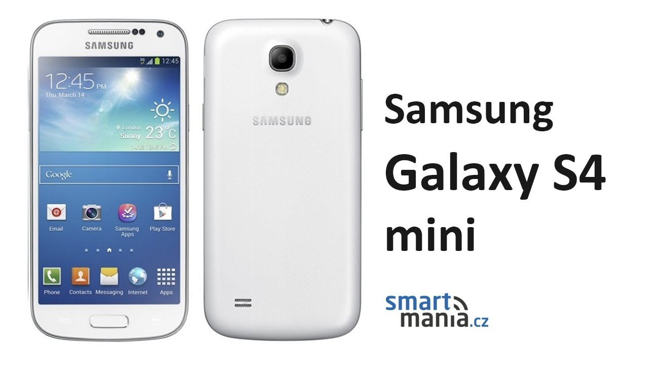 Samsung Galaxy S4 mini: the S4 for all?