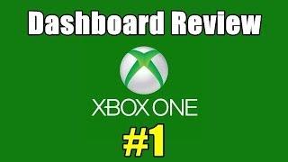 Xbox One: Vorstellung Dashboard #1! So funktioniert Navigation & Benutzeroberfläche [Deutsch HD]