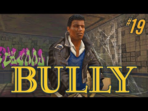 BREAK THE WALL DOWN!! | Bully PS4 Walkthrough Part 19 (Canis Canem Edit #19)