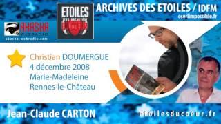 Christian DOUMERGUE | Marie Madeleine & Rennes le Château | Archive IDFM