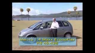 Vrum testa o Chevrolet Meriva 1.4