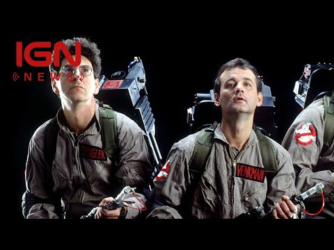 How Ghostbusters' Bill Murray and Harold Ramis Ended Their 20Year Feud  IGN