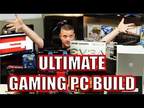 How to build the Ultimate Gaming PC - Build Guide and Tutorial