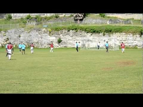 Charity Football Game Sept 15 2012