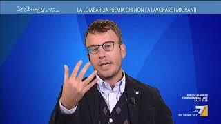 Diego Fusaro vs Furfaro (Futura): 'Senza salario il lavoro si chiama sfruttamento, non volontariato'