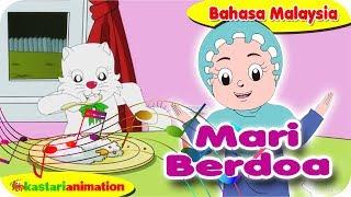 MARI BERDOA   Nyanyian Anak Islam bahasa Malaysia bersama Diva   Kastari Animation Official Mp3