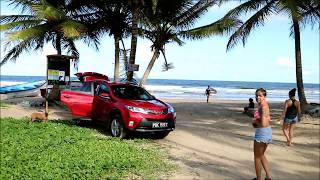Mayaro Beach, Trinidad (east coast) #Gallivanting thumbnail