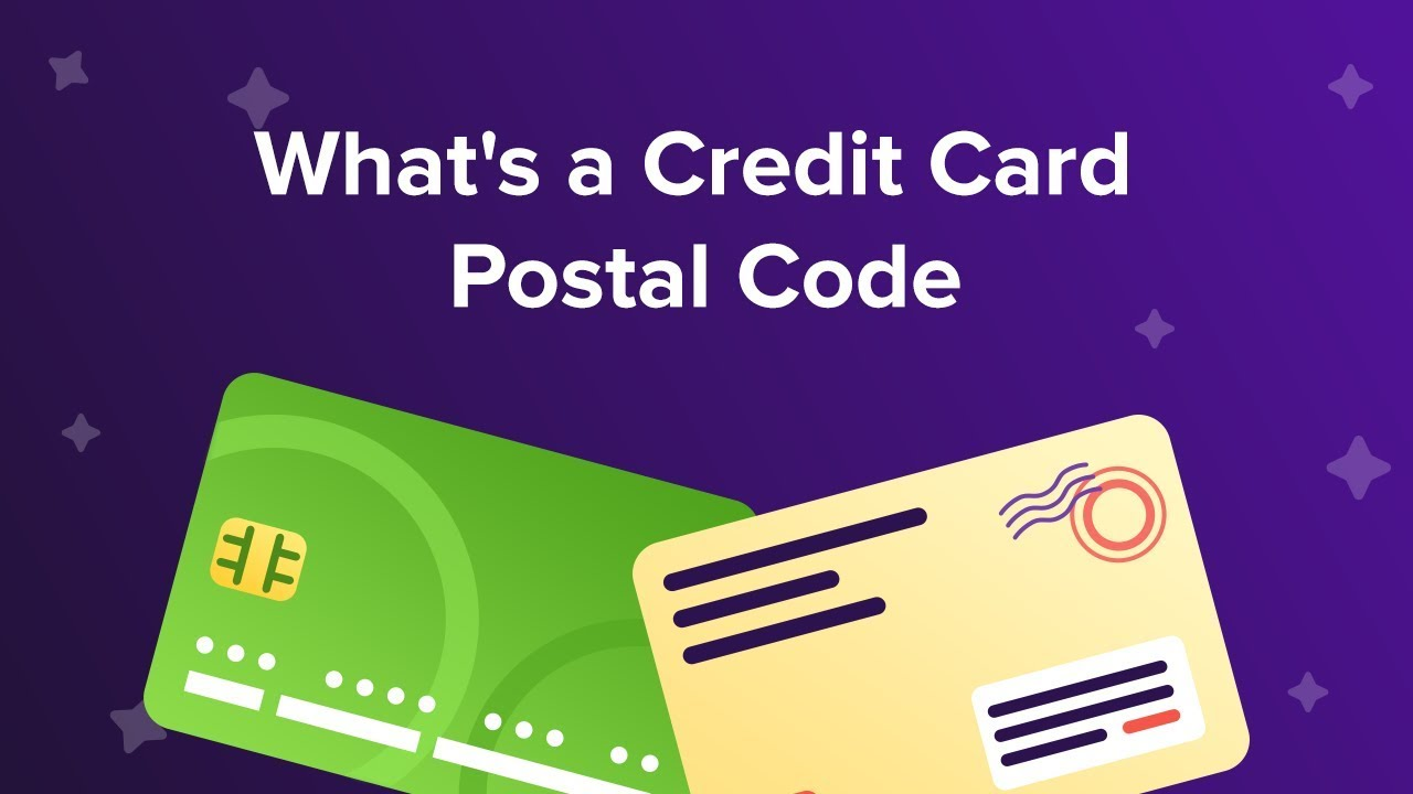 What S A Credit Card Postal Code