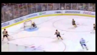 Rome hit V.S. Boychuk hit Vancouver vs Boston